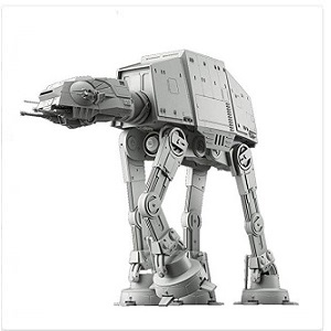 Maqueta Star Wars AT-AT